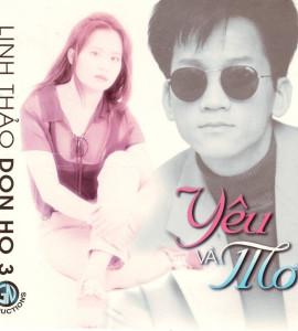 Yêu và mơ- Linh Thảo- Đon Hồ 3  (Giáng Ngọc CD 231)