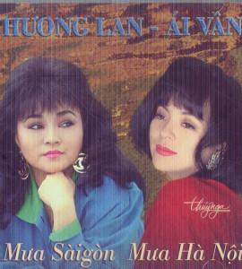 Mưa Sài Gòn Mưa Hà Nội- Hương Lan- Ái Vân (TNCD049)