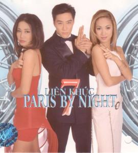 Liên khúc Paris by night 7 (TNCD136)