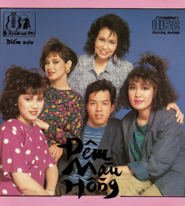 Đêm màu hồng- Thái Thanh hải ngoại 3 (DXCD016)