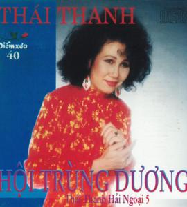 Hội trùng dương- Thái Thanh (DXCD040)