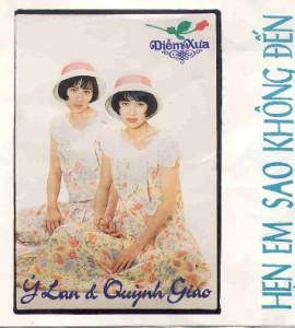 Hẹn em sao không đến- Ý Lan- Quỳnh Giao (DXCD034)