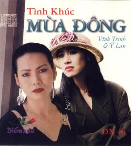 Tình khúc mùa đông- Ý Lan- Trịnh Vĩnh Trinh (DXCD046)