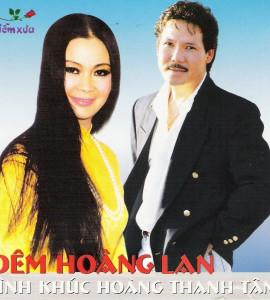 Đêm Hoàng Lan- Tình khúc Hoàng Thanh Tâm (DXCD009)