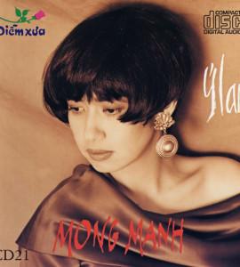 Mong manh-Ý Lan (DXCD021)