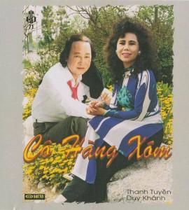 Cô hàng xóm- Thanh Tuyền- Duy Khánh (Làng Văn CD 71)