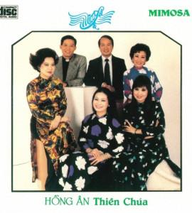Hồng ân thiên chúa (Mimosa 002)
