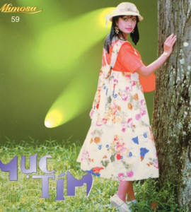 Mực tím (Mimosa 059)