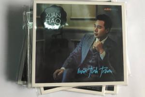 Đĩa CD  gốc chính hãng Việt Nam
