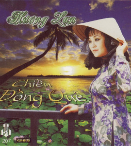 Chiều đồng quê- Hương Lan- Chế Linh (LVCD207)