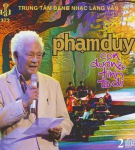 Con đường tình ta đi- Phạm Duy (LVCD373) CD2
