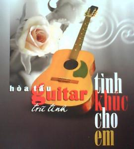 Hòa tấu guitar trữ tình – Kim Tuấn (song tấu guitar)