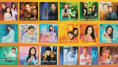 CD NHẠC VÀNG TUYỂN CHỌN
